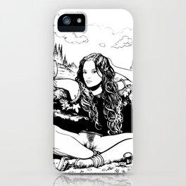 Dionysia iPhone Case