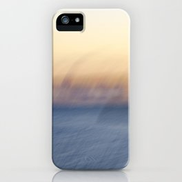Sunset Ghosts iPhone Case