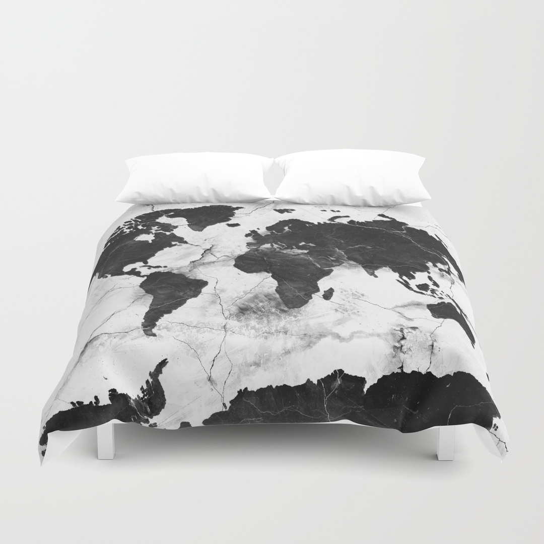 Black white digital and illustration duvet covers society6 gumiabroncs Gallery