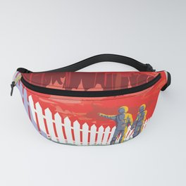 NASA Visions of the Future - Kepler-186f Fanny Pack