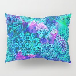 Fashion Mandalas Pattern Pillow Sham