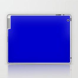 Medium blue Laptop & iPad Skin