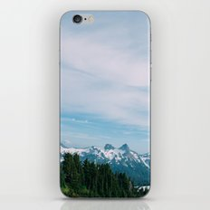 Spirit walk iPhone & iPod Skin