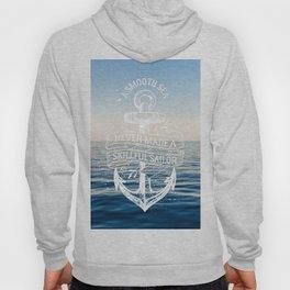 Sea Quote Hoody
