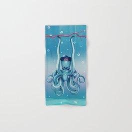 Octopus Dilemma Hand & Bath Towel