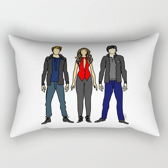 Outfits of Vamps Rectangular Pillow