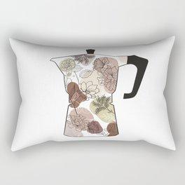 coffee maker Rectangular Pillow