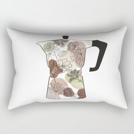 coffee maker Rectangular Pillow