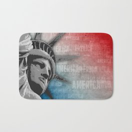 American Liberty Patriot Bath Mat