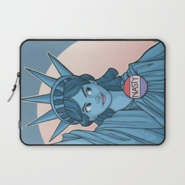 Nasty Lady Liberty Laptop Sleeve