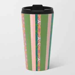 zakiaz bohemian stripe Travel Mug