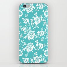 Vintage Garden iPhone & iPod Skin