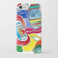 medusa iPhone & iPod Cases featuring Medusa by Gosia&Helena