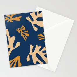 Matisse Fall Leaves Stationery Cards