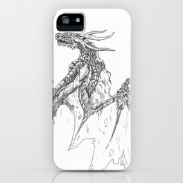 The Last of Them iPhone Case