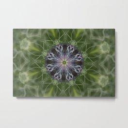 Nigella Plant 1 Metal Print