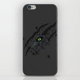 Dino Breakout iPhone Skin