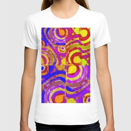 TWISTER COLLAGE T-shirt