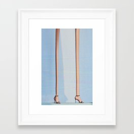 Vogue #44 Framed Art Print