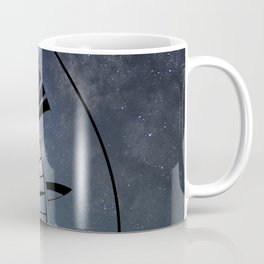 Time Warp, Time and Space, General Relativity. Coffee Mug