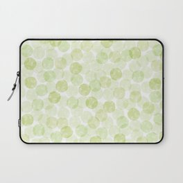 Bubbles (Lime) Laptop Sleeve