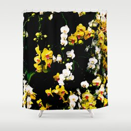 Orchid Celebration Shower Curtain
