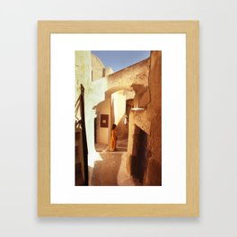 Lost in Time Framed Art Print