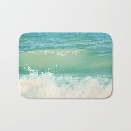 A Beautiful Spring Day at the Beach II Bath Mat