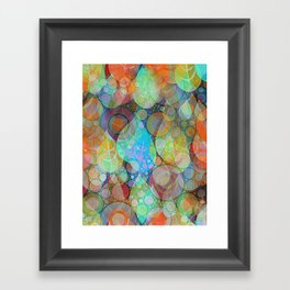 Autumn Rain 2 Framed Art Print
