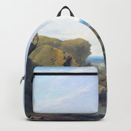 William Hart - Pools by the Seaside - Digital Remastered Edition Backpack