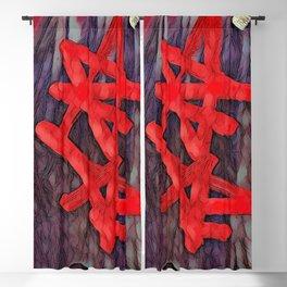 Figurative Art 73 Blackout Curtain