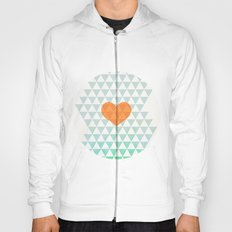 Crazy about Love Hoody