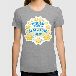Proud to be a Magical Boy T-shirt