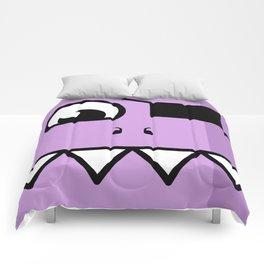 Monsters⁴ : Purple Comforters