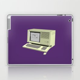 LISA Macintosh XL Laptop & iPad Skin