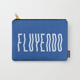 Fluyendo Carry-All Pouch