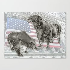 Have a NYSE day! Canvas Print