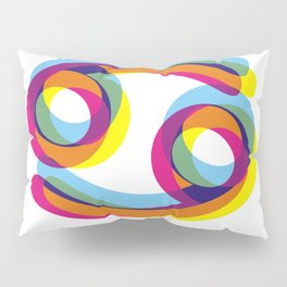 Cancer ~ Zodiac Pillow Sham