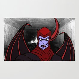 venger: master of demons Rug