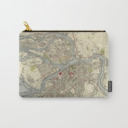 Map of St. Petersburg 1883 Carry-All Pouch