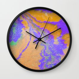 Spooky Wall Clock