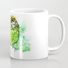 Australian Green Catbird  Mug