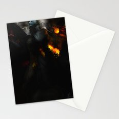 Chaos Angel Stationery Cards