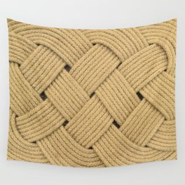 Nautical Rope Wall Tapestry