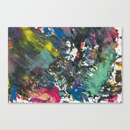 Abstract 32 Canvas Print