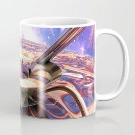 Ocean of Color in Space Coffee Mug