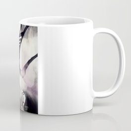 Kaworu Nagisa the Sixth. Rebuild of Evangelion 3.0 Digital Painting. Coffee Mug