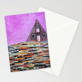 This Must Be The Place (Ludlow Hut) Stationery Cards