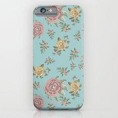 Mantón Azul Slim Case iPhone 6s