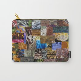 Collage - Tiled Carry-All Pouch